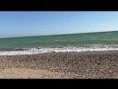 Море...Евпатория... Новый пляж....