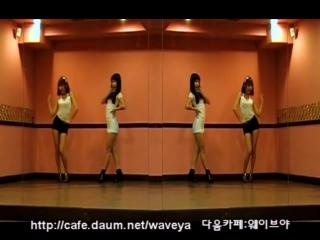 Girls Generation 소녀시대 Hoot 훗 Waveya 웨이브야 Ari MiU # kpop cover dance mirrored★
