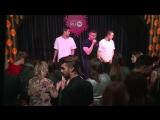 Выступление Алекса Малиновского на вечеринке Ру-ТВ