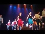 Группа Latina Jazz (школа современного танца
