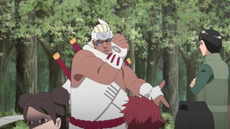 Наруто - 2 Сезон 497 Серия ( Ураганные Хроники / Naruto Shippuuden )