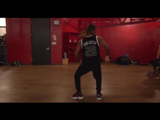 King guttah choreography   tory lanez ft. jacquees - slow grind