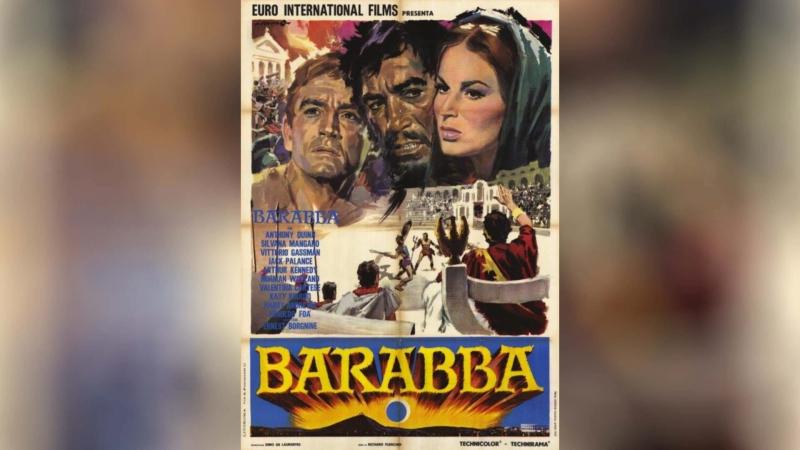 Разбойник Варавва (1961) | Barabbas