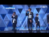 [PERF.] 170414 Pledis Boys – EP.2 Produce 101 @ Mnet Official