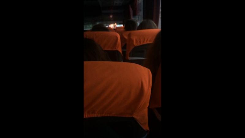 Поем всем автобусом