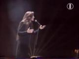 Ольга Дзусова МаскаОтбор Евровидение 95