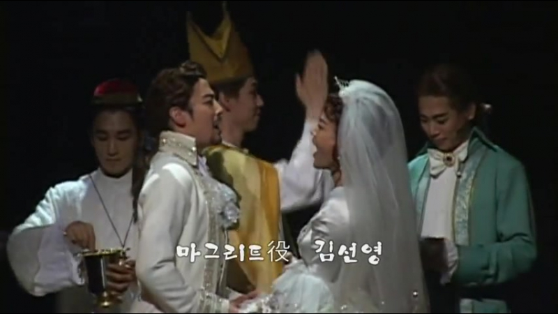 You Are My Home. Musical The Scarlet Pimpernel. Korea