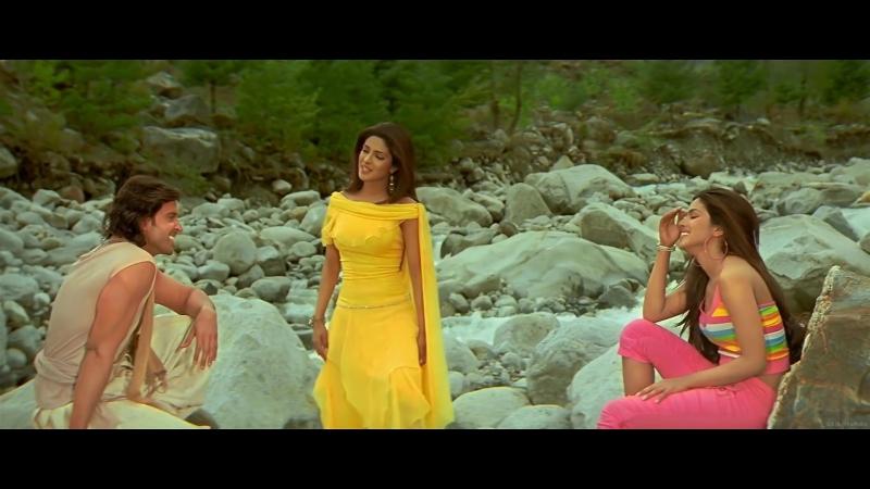 ♫Крриш / Krrish - Pyaar Ki Kahani * Ритик Рошан и Приянка Чопра (Retro Bollywood)