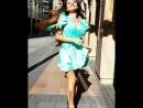 Шикарная Олеся Малибу в нашем платье 😍