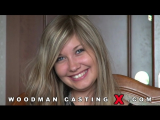 ✪ P O R N T I M E ✪ Woodman Casting Hard - Holly Anderson