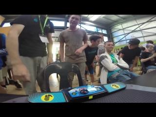 Мировой рекорд по сборке Кубика Рубика (6 sec)