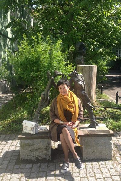 Алия Сулейманова