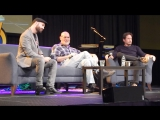 Wizard World New Orleans Comic Con X-Files Panel - Part 2