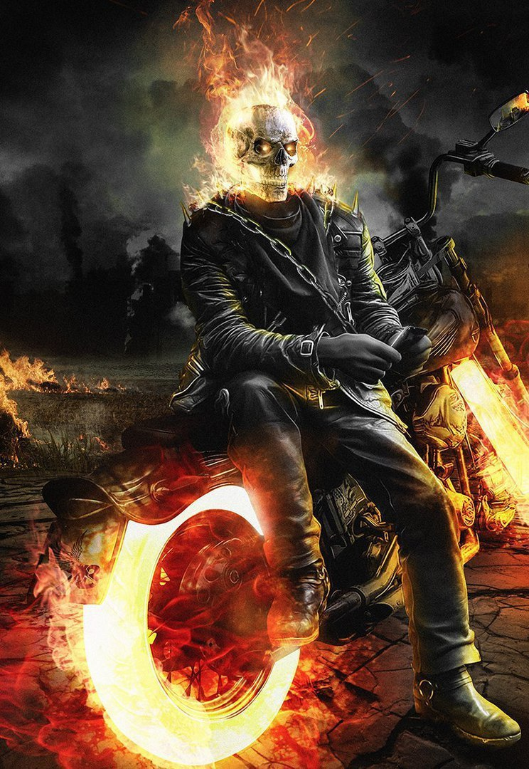 1000+ images about Ghost Rider on Pinterest | Ghost rider ...