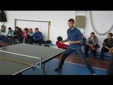 Першість Смілянського району з тенісу серед ЗОШ І-ІІІ ступенів