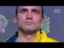 Виктор ВЫХРИСТ - Чемпион Европы 2017. Церемония награждения