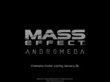 Тизер Mass Effect Andromeda