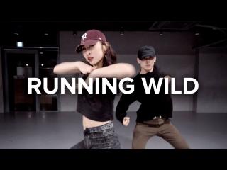 1Million dance studio Running Wild - Vanessa White / Jin Lee Choreography