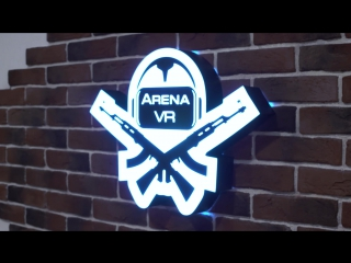 Промо Arena VR клуб - арена виртуальной реальности