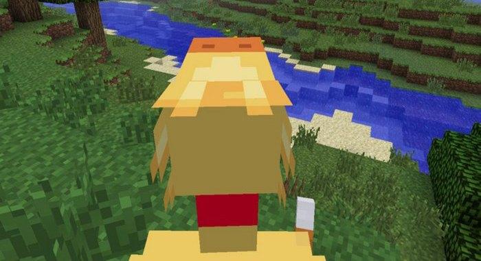 Мод на птиц Чокобо