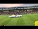 Первый матч сезона Олимп-2
