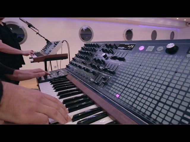 Arturia MatrixBrute Real-time Performance