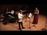 G. Connesson Techno Parade for clarinet, flute and piano (