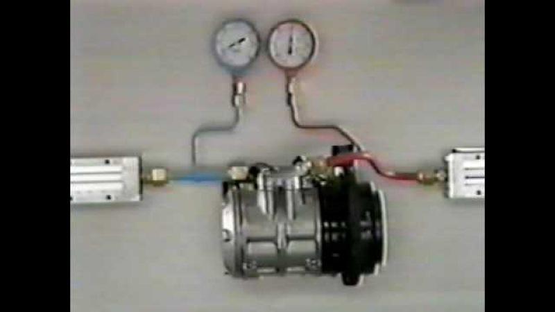 Устройство автомобильной системы кондиционирования воздуха