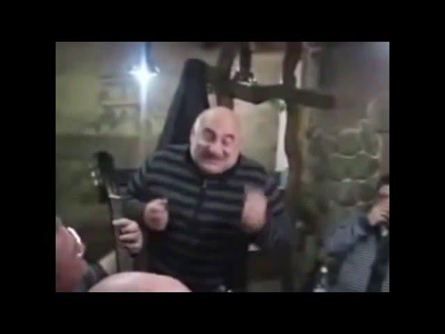 Гия Коркоташвили. Грузины поют Чунга-Чанга