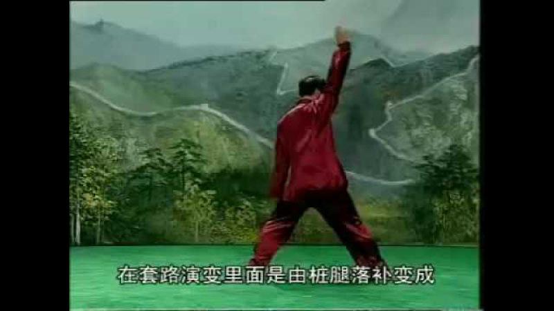 鴛鴦拳之二趟地 Yuanyang Quan Zhi Er Tang De - Guan Tie Yun