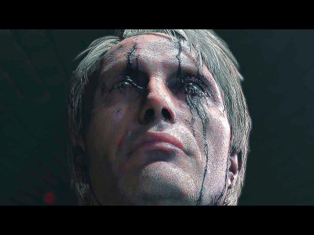 DEATH STRANDING Trailer 4K Mads Mikkelsen Guillermo del Toro The Game Awards 2016