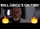 Star wars - will grigg's on fire | leisure leagues productions