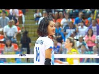 Thailand vs Brazil   2016 FIVB Volleyball World Grand Prix