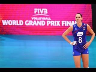 2016 FIVB Volleyball World Grand Prix RUS VS THA 8 JULY HD Final