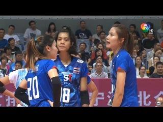 [ไทย] Thailand vs Russia / Group 1 / 18 Jun / FIVB Volleyball World Grand Prix 2016