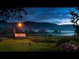 На сон грядущий звуки вечернего леса для снятия стресса Sounds of nature