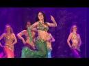 Belly dance 2017 - Elegant baladi Amira Abdi and students