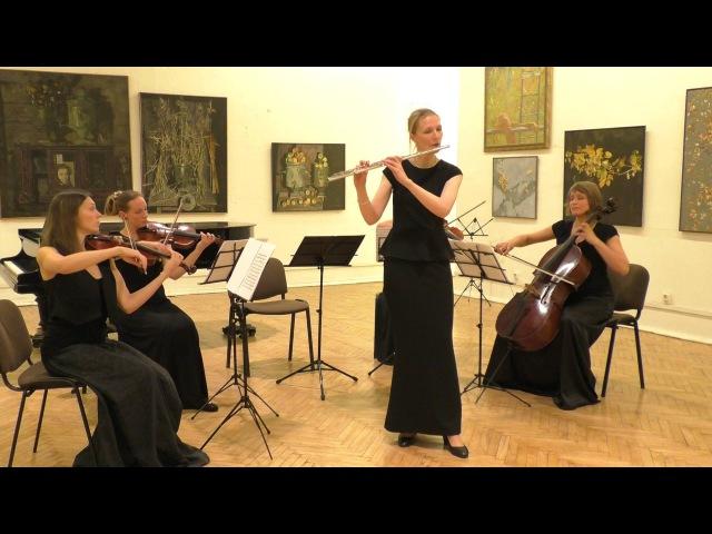 Иоганн Себастьян Бах - Шутка, Сюита № 2 си-минор BWV 1067 17.10.2015 Солисты Оркестра Опаровского