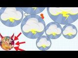 Agar.io Solo Ghost Troll Team Agario Mobile Best Moments!