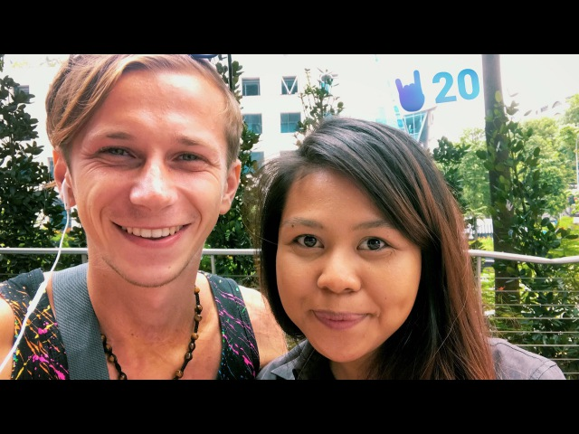 Сингапур. Познакомился с официанткой.. 🤘🏽20