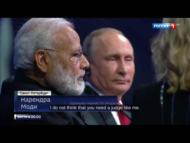 Putin's best moments with NBC's Megyn Kelly