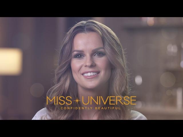 Up Close: Miss Universe Slovak Republic Zuzana Kollarova