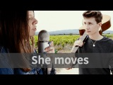 Alle Farben - She Moves ft. Graham Candy (Contempt Cover)