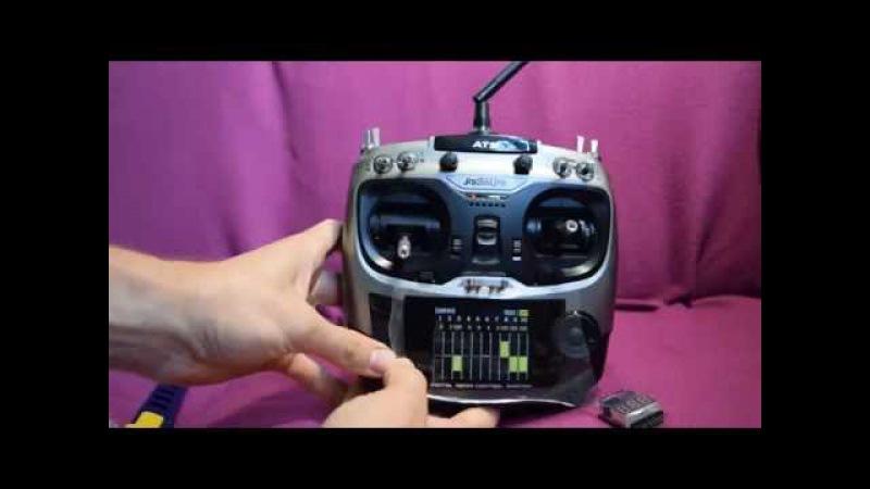 Квадрокоптер своими руками! Распаковка Radiolink AT9,батареи Lipo 2200mAh и 10000mAh, Р309