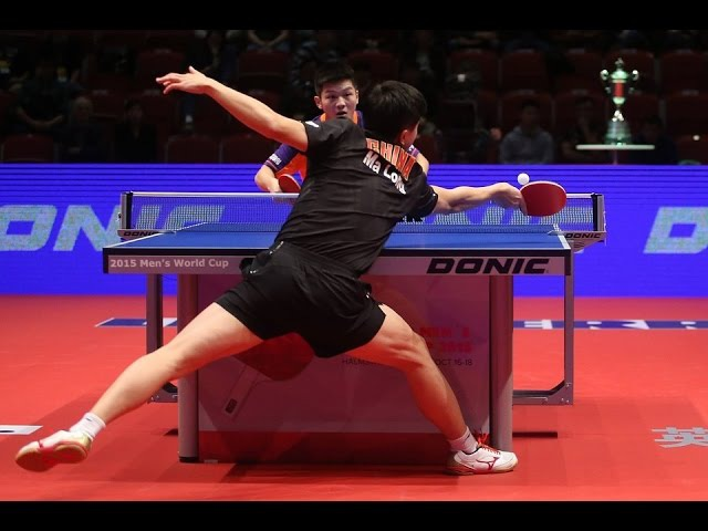 Table Tennis - Best Angle To Watch- Fantastic points