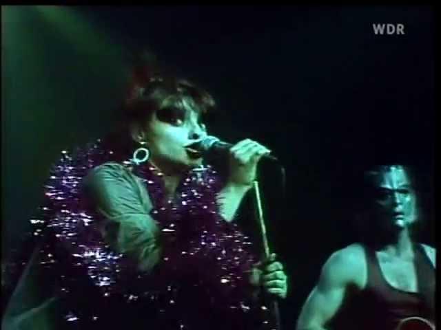 Nina Hagen Band - Auf´m Friedhof (Live 1978 Westfalenhalle, Dortmund)