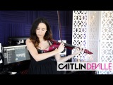 Don't Let Me Down (The Chainsmokers ft. Daya) - Electric Violin Studio Cover Caitlin De Ville