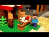 LEGO Minecraft 21128 Деревня