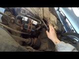 Mercedes-Benz w202 Мерседес не заводится!Топливный насос сломан?Как заменить?AutodogTV
