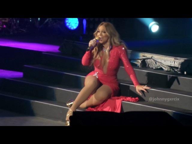 Mariah Carey WITHOUT YOU Monterrey Mexico (November 9th, 2016)